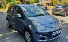 Cheap - Nissan Pixo (2010) 1 Litre (67,000 miles) - 5 Door