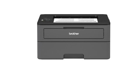 Brother HL-L2370DW Wireless Monochrome Laser Printer - Black