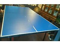 DEBUT INDOOR TABLE TENNIS TABLE