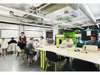Office Space To Rent - Finsbury Square, Shoreditch, London, EC2 - FLexible Terms