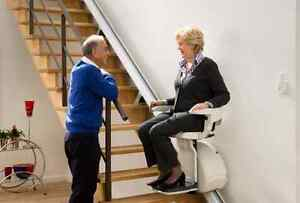 OTTAWA STAIRLIFTS  613-889-4141  NEW AND USED LIFTS