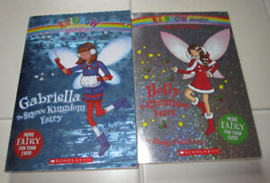 """2x Rainbow Magic chapter books """"Special Edition"""" ages 6-9"""