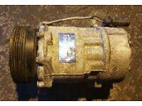 Audi TT 2004 1.8T air con compressor pump 1J0820803K