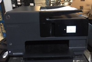 Printer Officejet Pro 8610 with ink included