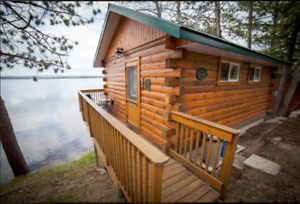 !sophisticated cottage for 2! secluded on the lake classic