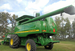 JD Combine 9750 STS