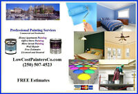 PRO PAINTERS - BEST PRICES - GUARANTEED 100% SATISFACTION
