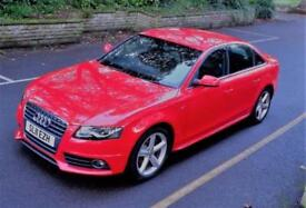 2011 Audi A4 2.0 TDI S Line Special Edition 4dr