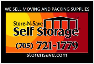 STORAGE YOU CAN TRUST!!