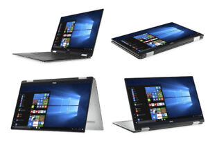 """Dell XPS 13 2-in-1 laptop tablet i7 13.3"""" 8GB RAM 256GB SSD"""