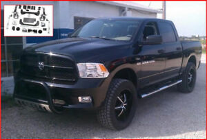 Zone Offroad - Suspension 4'' Dodge Ram 1500 4WD 2012