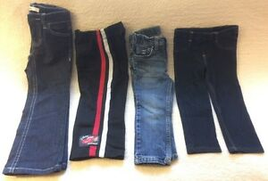 Toddler Jeans, Pants Lot Sz4 & 4X Children Place, Disney's Cars