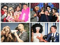 Bespoke Photo Booth Services from just £150.00! Sussex, Surrey, Hampshire, Themed Photobooth