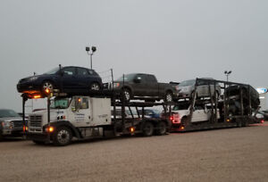 9 Car Carrier - truck and trailer for sale