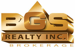 Look who's new in town . BGS REALTY INC Brokerage