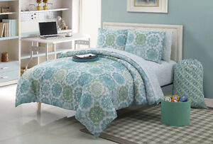 Isadora 6pc Comforter Set - Twin XL, New