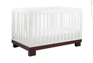 Modo 3-in-1 Convertible Crib with Toddler Bed Conversion Kit
