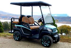 Custom Golf Cart -R4- California MC
