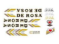 1815 De Rosa Nouvo Classico Diamante Bicycle Stickers Transfers Decals
