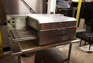 BAKERS PRIDE GAS CONVEYOR PIZZA OVEN for sale