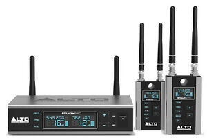 WANTED: Alto Stealth Pro wireless speaker system.