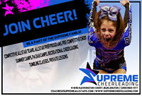 FREE Introduction to Cheer