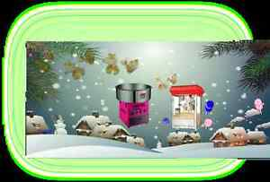 RENTING Commerical Grade Cotton Candy and Popcorn Machines!!! Kitchener / Waterloo Kitchener Area image 1