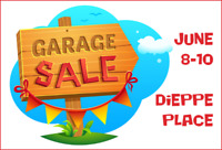 Dieppe Place Community Garage Sale Weekend