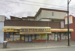 Busy Kingsway Grocery Supermarket over $2,000,000 annual sales