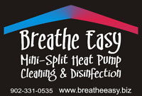 Breathe Easy - Mini-Split Heat Pump Cleaning and Disinfection