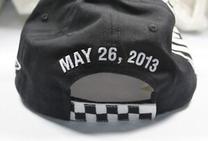 97th Indianapolis 500 Motor speedway cap/hat May 26th 2013 Kingston Kingston Area image 3