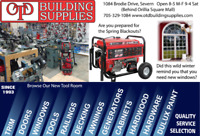 Experienced Building Supply Counter Sales