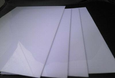 3mm Acrylic Mirror Sheet Plastic Perspex Plexiglass Safety Panels A3 A4 Size