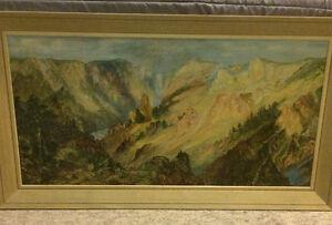 oil painting Belleville Belleville Area image 1
