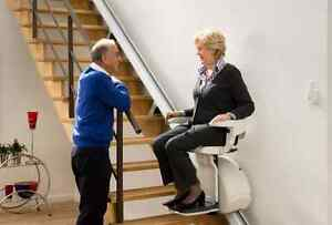 NEW AND USED STAIRLIFTS INSTALLED. Cornwall Ontario image 3