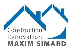 Construction & Rénovation Maxim Simard Inc