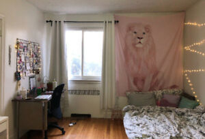 Sublet May 1 to August 31