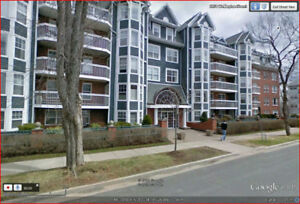 Large 2 Bedroom + Den Condo in Well Appointed Building in South