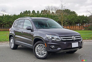 Final Sale !! -- 2015 VW Tiguan Comfortline SUV(Great condition)