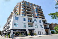 Stunning 2 bed + den luxury condo in the heart of Westboro...