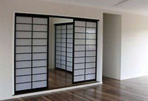 "Japanese Screens  3x17"" Wide"