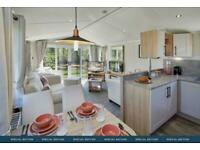3 bed Luxury Holiday Home with decking and Pitch Fees