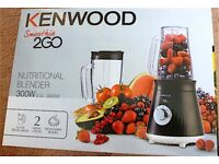 Kenwood Smoothie 2GO Blender SB056.