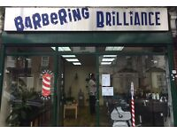 Barber required (full time or part time)