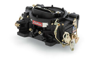Edelbrock - Black Performer Carburetor 750CFM