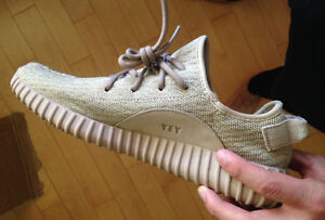 YEEZY BOOST 350 Oxford Tan ** FREE DELIVERY **