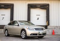 2007 Infiniti M35X AWD | 79 KM | LOADED