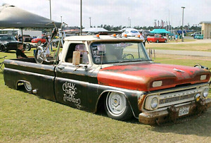 Wanted: 60-61 chevy c10 hood
