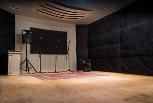 Music Rehearsal Studio with PA system or Creative office space Bayswater Bayswater Area Preview