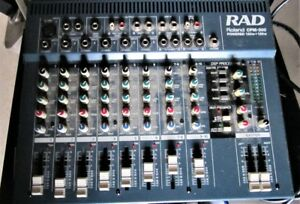 Rolland Mixing Board